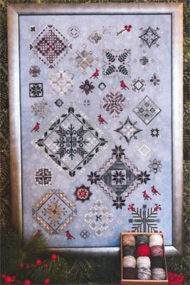 Winter Quakers - Cross Stitch Pattern