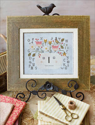 Spring Jack - Cross Stitch Pattern