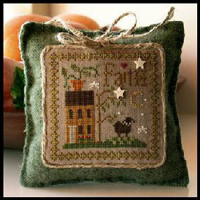Little Sheep Virtues 5 - Faith - Cross Stitch Pattern