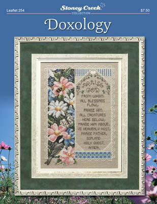 Doxology - Cross Stitch Pattern