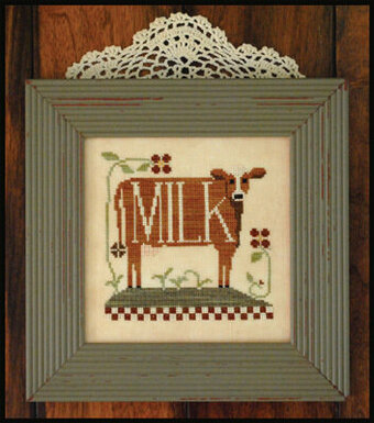 Bessie - Cross Stitch Pattern
