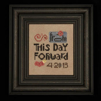 From This Day Forward - Cross Stitch Pattern