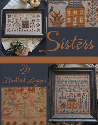Sisters - Cross Stitch Pattern