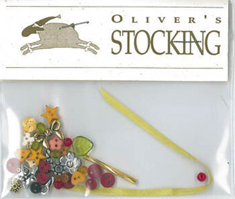 Charms - Oliver's Stocking