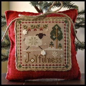 Little House Needleworks Joyfulness Little Sheep Virtues
