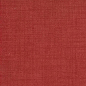 French General Favorites Texture Rouge Fabric - Fat Quarter