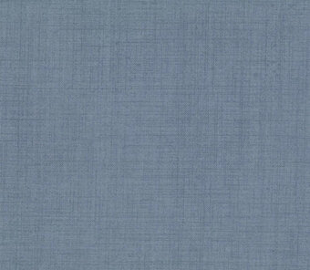 French General Favorites Woad Blue Fabric - Fat Quarter