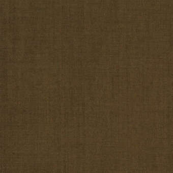 French General Favorites Brown Fabric - Fat Quarter