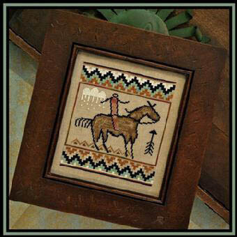 Tumbleweeds 1 - The Journey - Cross Stitch Pattern