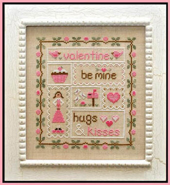 Be My Valentine - Cross Stitch Pattern