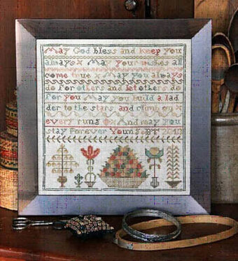 Forever Young - Cross Stitch Pattern