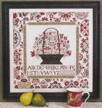 Cornwall Cottage - Cross Stitch Pattern