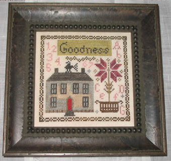 Lil Abby's - Goodness - Cross Stitch Pattern