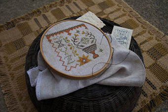 Fragments in Time 2 - Cross Stitch Pattern