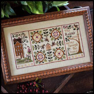 Robin's Song - Cross Stitch Pattern