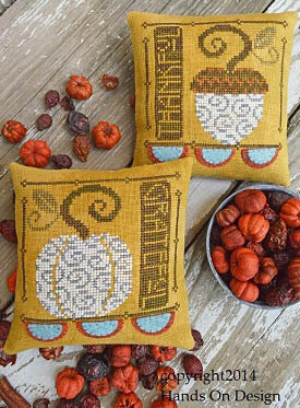 Twice Blessed  - Cross Stitch Pattern