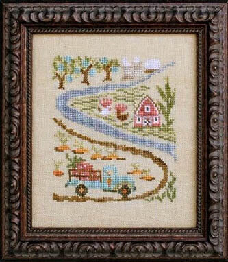 Miracle Grow - Cross Stitch Pattern