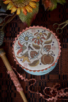 Autumn Posy - Cross Stitch Pattern