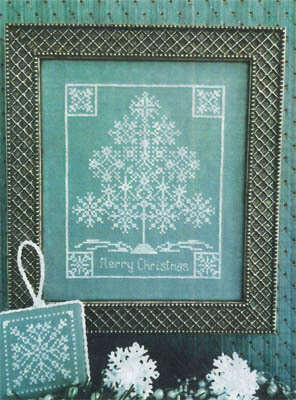 Snowflake Tree - Cross Stitch Pattern