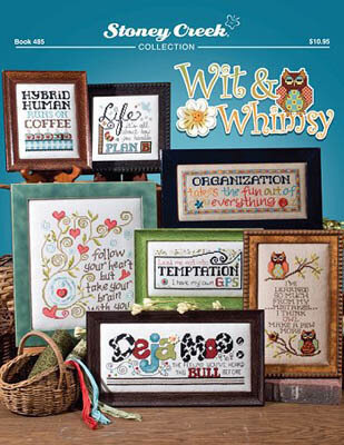 Wit & Whimsy - Cross Stitch pattern