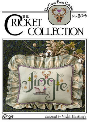 Jingle - Cross Stitch Pattern