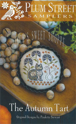 Autumn Tart, The - Cross Stitch Pattern
