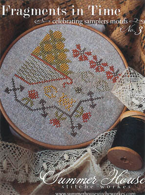 Fragments in Time 3 - Cross Stitch Pattern