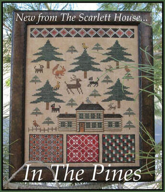 In the Pines - Cross Stitch Pattern