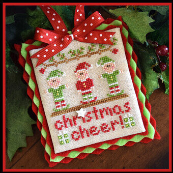 Christmas Cheer - Cross Stitch Pattern