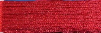 YLI Ribbon Floss - Shimmer Blend 039 Wine / Deep Red