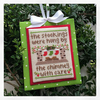 By the Chimney (Classic Collection 7) - Cross Stitch Pattern