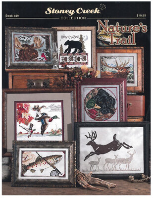 Nature's Trail - Cross Stitch Pattern