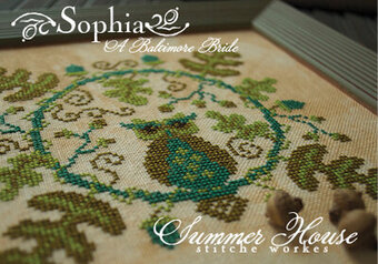 Sophia - Cross Stitch Pattern