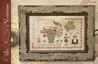 In Season - Cross Stitch Pattern