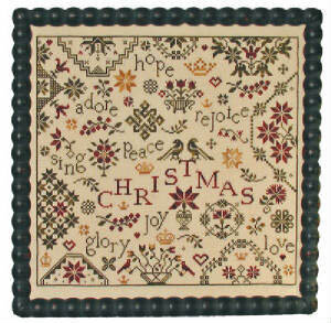 Simple Gifts-Christmas - Cross Stitch Pattern