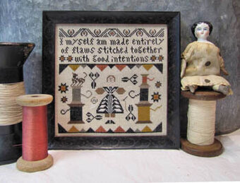 Good Intentions - Cross Stitch Pattern
