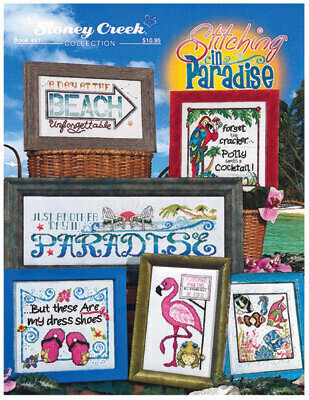 Stitching in Paradise - Cross Stitch Pattern