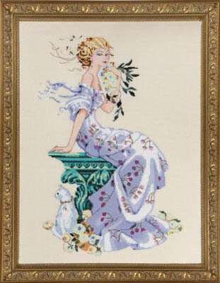 Florentina - Cross Stitch Pattern