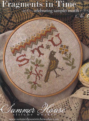 Fragments in Time #6 - Cross Stitch Pattern