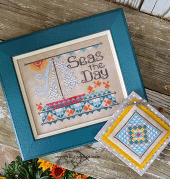 Seas the Day - Cross Stitch Pattern
