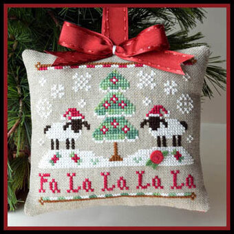 Fa La La (Classic Collection 11) - Cross Stitch Pattern