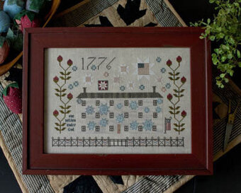 Liberty Inn - Cross Stitch Pattern