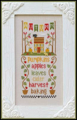 Autumn - Seasonal Celebrations - Cross Stitch Pattern