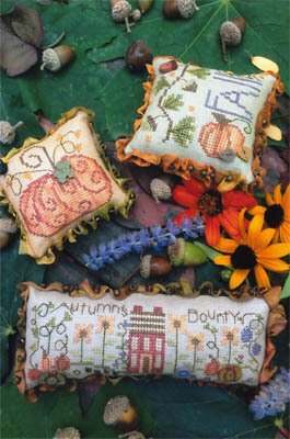 Autumn Trifles - Cross Stitch Pattern