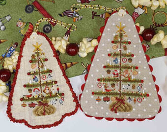 Christmas Memories.Christmas Memories Cross Stitch Pattern