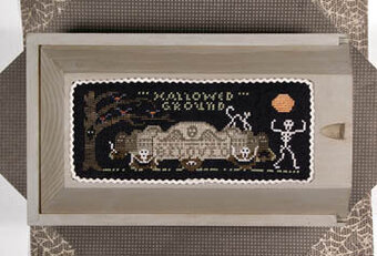 Hallowed Ground - Cross Stitch Pattern