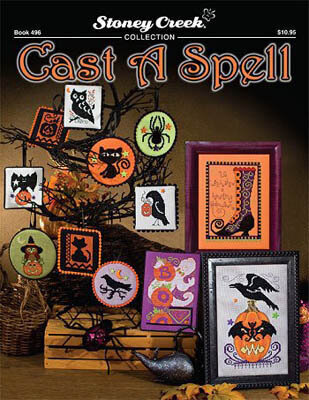 Cast a Spell - Cross Stitch Pattern