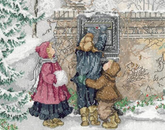 Caring Hands - Cross Stitch Pattern