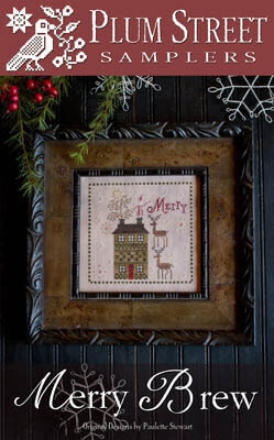 Merry Brew - Cross Stitch Pattern
