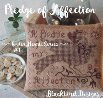 Pledge of Affection (Tender Heart Series 1)